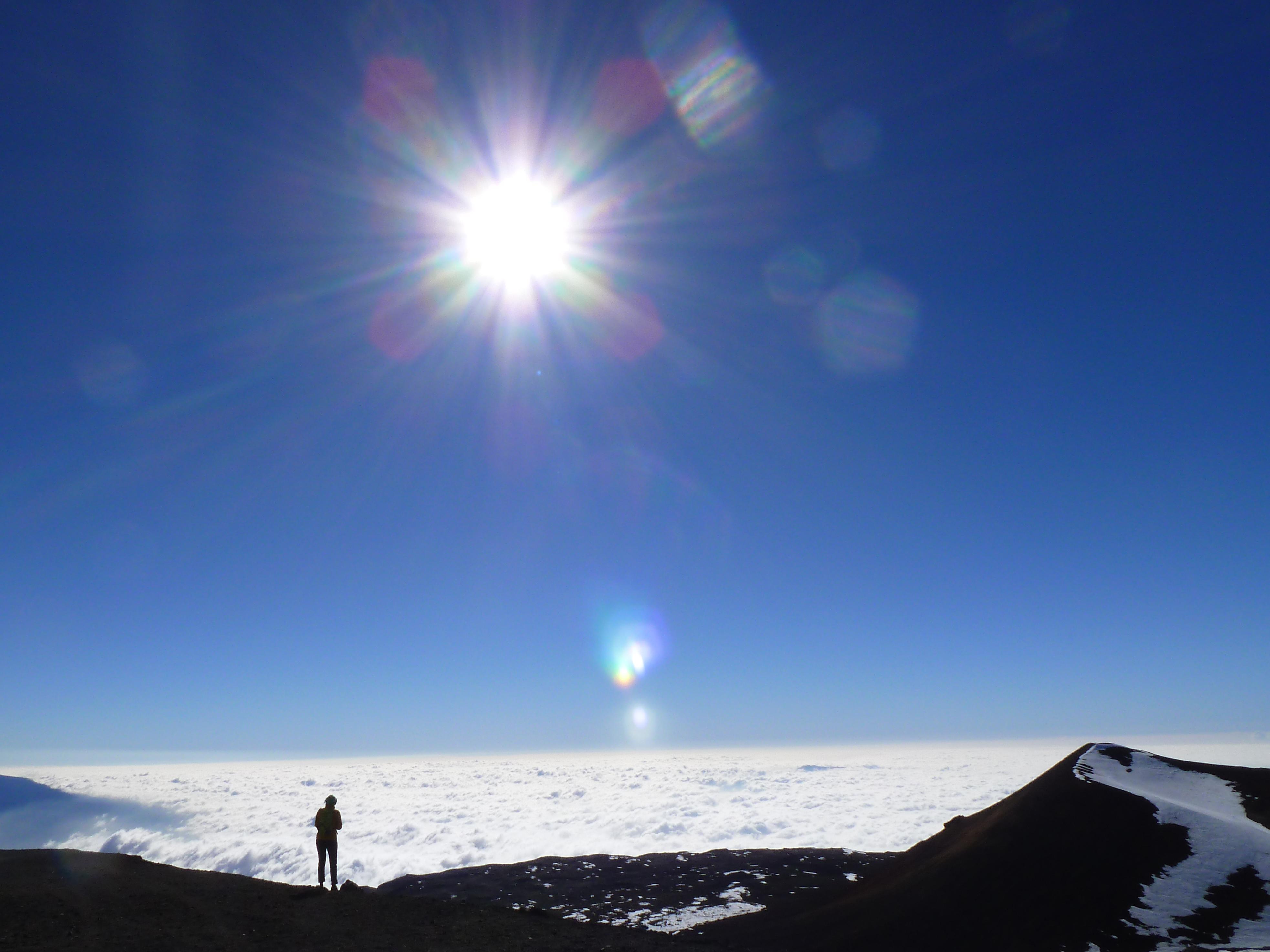 Berg Hawaii