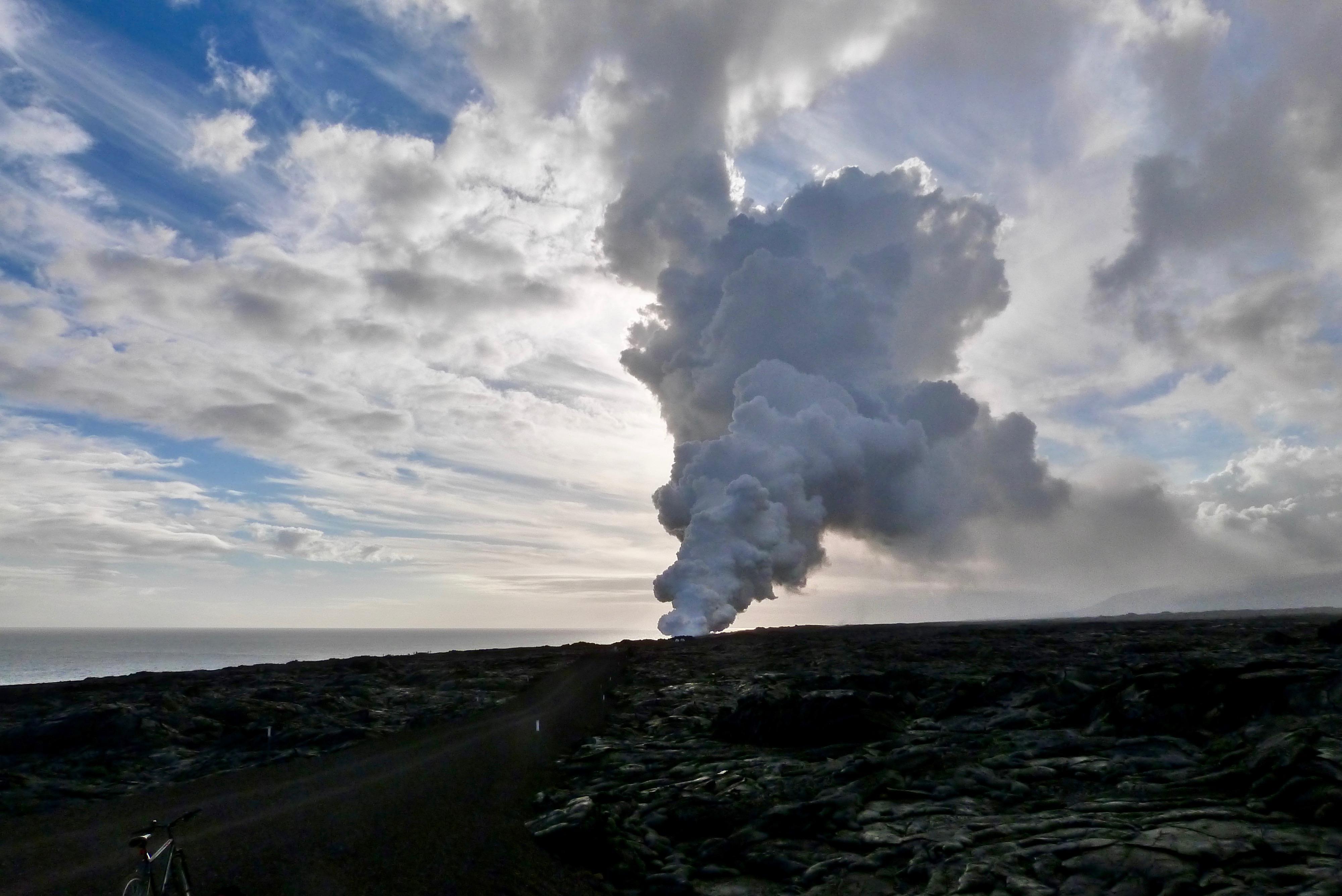 Lava Vulkan Hawaii